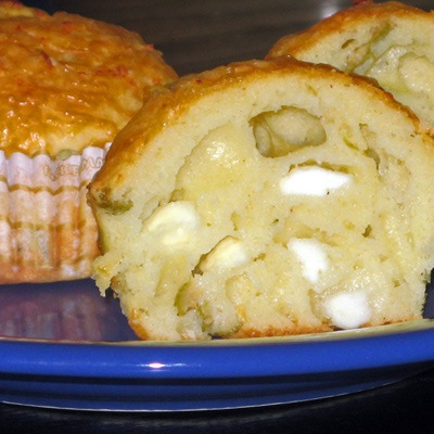 Grécky muffin – perfektný olovrant