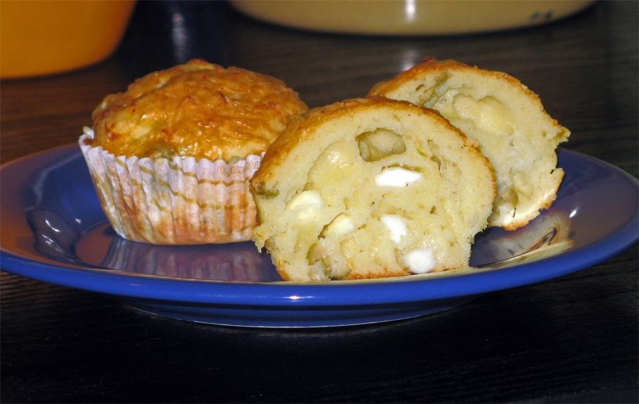 Grécky muffin