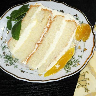 Citrónová torta