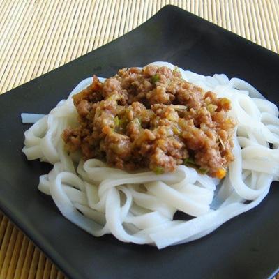 Čínske cibuľové ohnivé mäso