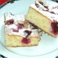 Hrnčekový ovocný koláč