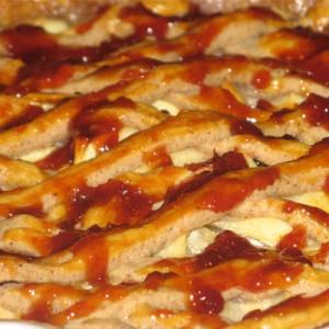 Americký jablkový koláč – Apple pie