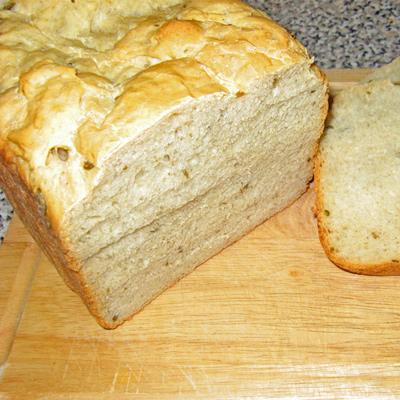 Chlieb s olivami