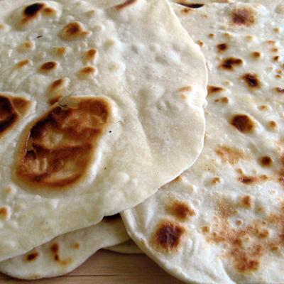 Čapati – cigánsky chlieb na indický spôsob
