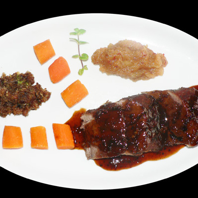 Z Bubuho kuchyne: Kačka Apicius – skvost buržoáznej kuchyne v malomestskom podaní