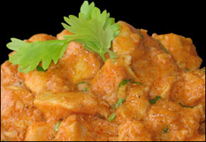 Butter chicken – Kuracie maslové curry