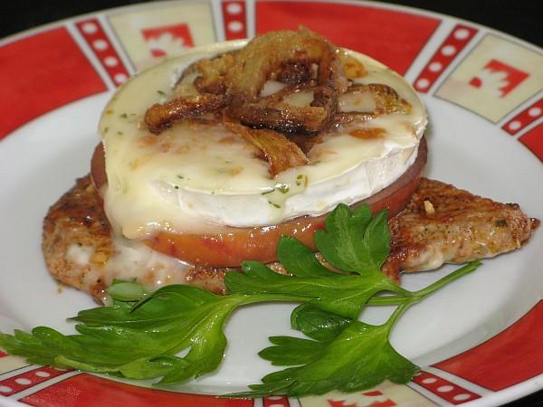 Sviečkovica s camembertom