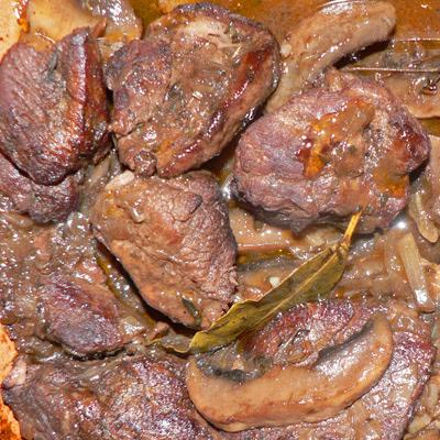 Z Bubuho kuchyne: Casserole z klokanieho mäsa