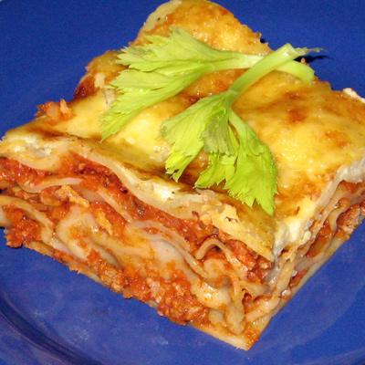 Naše domáce lasagne