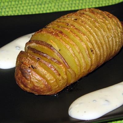 Zemiakové húsenice, alebo krumple s prekvapením