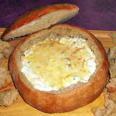Varí Janka R.: Chlebové fondue